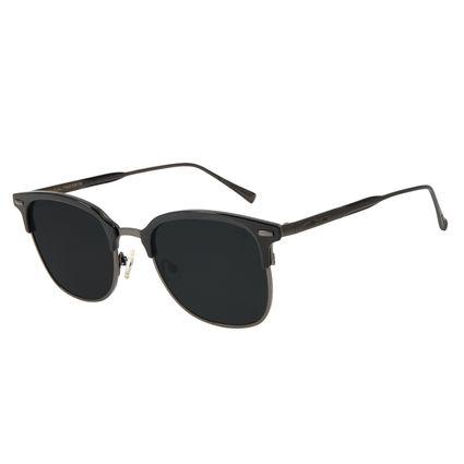 Óculos de Sol Unissex Alok Jazz.Tech Polarizado Cinza OC.CL.3054-0430