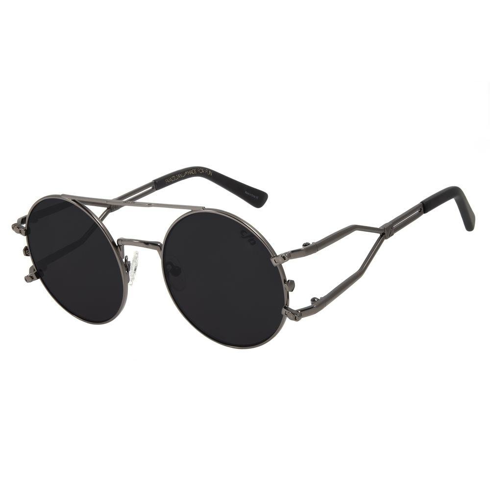 Óculos de Sol Unissex Alok Haste Dupla Ônix OC.MT.2894-0522