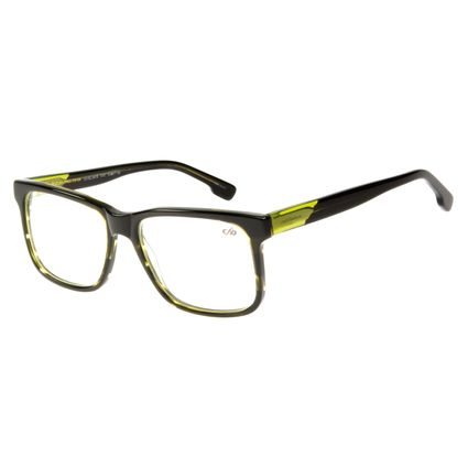 Armação Para Óculos De Grau Masculino Chilli Beans Verde  LV.AC.0418-1515