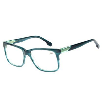 Armação Para Óculos De Grau Masculino Chilli Beans Azul  LV.AC.0418-0808