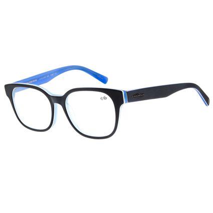 Armação De Grau Masculino Chilli Beans Azul 0433 LV.AC.0433-0808