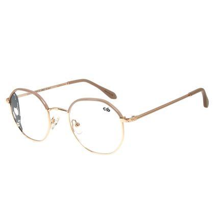 Armação Para Óculos de Grau Feminino Alexandre Herchcovitch Angelicais Rose LV.MT.0437-9595