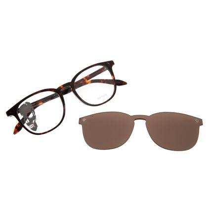 Armação Para Óculos de Grau Masculino Alexandre Herchcovitch Tartaruga .MU.0409-0206