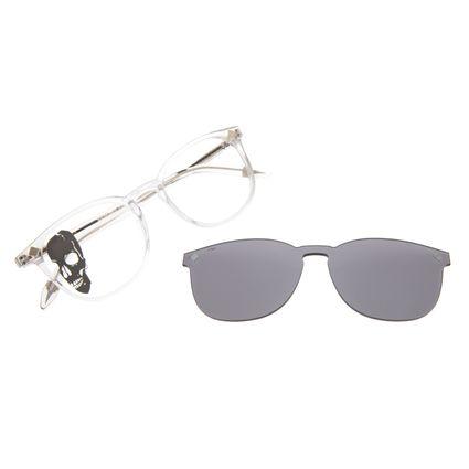 Armação Para Óculos de Grau Masculino Alexandre Herchcovitch Multi Transparente LV.MU.0409-0436