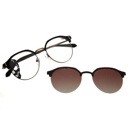 Armação Para Óculos de Grau Multi Feminino Alexandre Herchcovitch Ouro Velho LV.MU.0424-5767