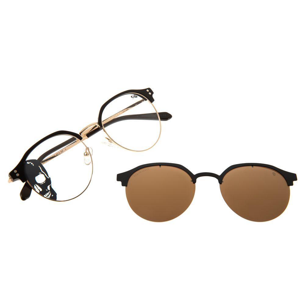 Armação Para Óculos de Grau Multi Feminino Alexandre Herchcovitch Rose LV.MU.0424-2195