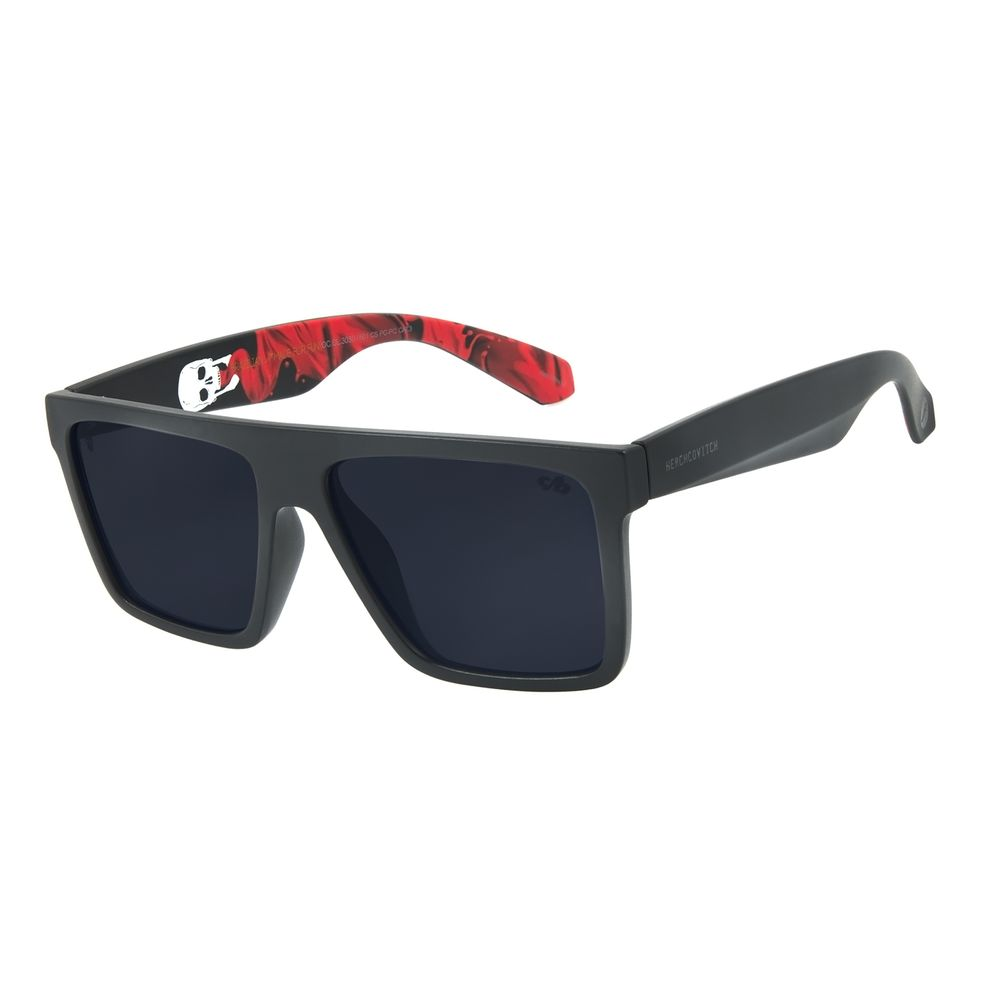 Óculos de Sol Masculino Alexandre Herchcovitch Flechas Bossa Nova Preto .CL.3030-0501