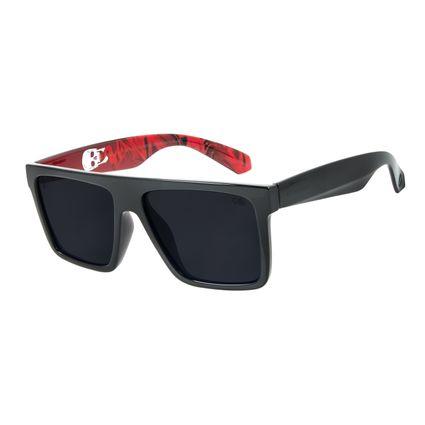Óculos de Sol Masculino Alexandre Herchcovitch Flechas Bossa Nova Vinho OC.CL.3030-0517