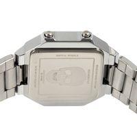 Relógio Digital Masculino Alexandre Herchcovitch Dante Prata RE.MT.0999-0707.6