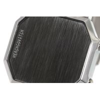 Relógio Digital Masculino Alexandre Herchcovitch Dante Prata RE.MT.0999-0707.5