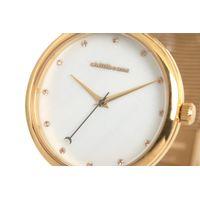 Relógio Analógico Feminino Chilli Beans Malha Metal Dourado RE.MT.1019-2121.5