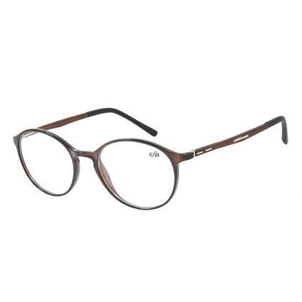 Armação Para Óculos de Grau Unissex Chilli Beans Classic Preto LV.IJ.0106-0202