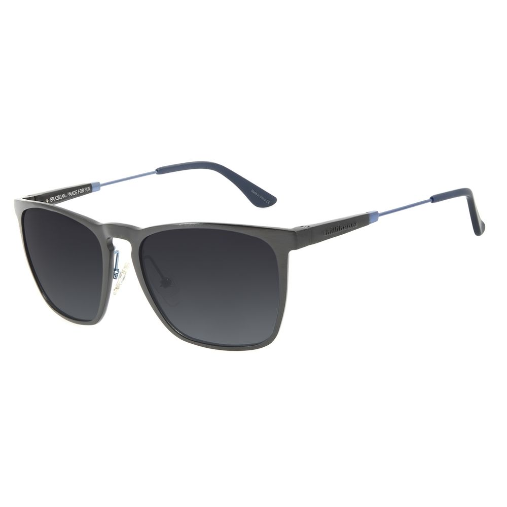 Óculos de Sol Unissex Chilli Beans Quadrado Degradê Polarizado OC.AL.0171-2001