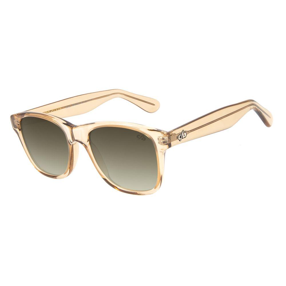 Óculos de Sol Unissex Chilli Beans Bossa Nova Essencial Marrom OC.CL.1549-8202