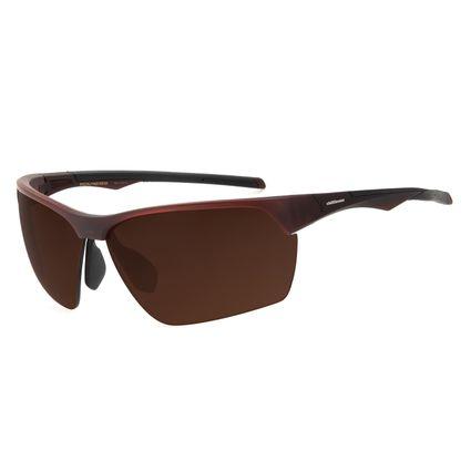 Óculos de Sol Masculino Chilli Beans Flutuante Vinho OC.ES.1223-0217