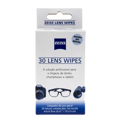 Lenços Wipes Zeiss AC.LI.0537.3333-1