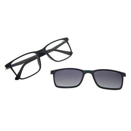Armação Para Óculos De Grau Masculino Chilli Beans Multi Azul Escuro Polarizado LV.MU.0074-2090