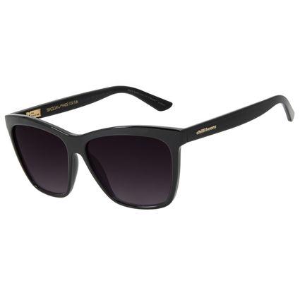 Óculos de Sol Feminino The Beatles Gatinho Preto OC.CL.3103-2001