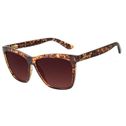 Óculos de Sol Feminino The Beatles Gatinho Marrom Escuro OC.CL.3103-5747