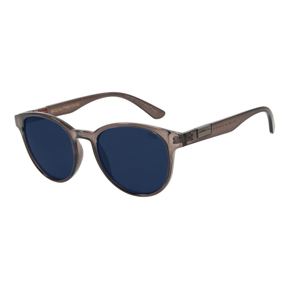 Óculos de Sol Unissex The Beatles Redondo Azul OC.CL.3105-0801