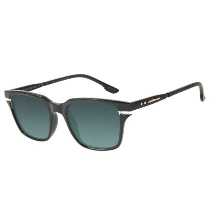 Óculos de Sol Masculino The Beatles Bossa Nova Hofner 500/1 Degradê Verde OC.CL.3114-8201