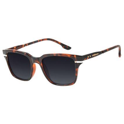 Óculos de Sol Masculino The Beatles Bossa Nova Hofner 500/1 Tartaruga OC.CL.3114-2006