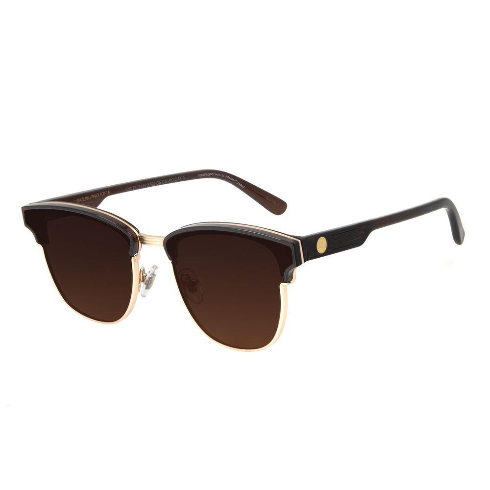 Óculos de Sol Unissex The Beatles Cavern Club Jazz Marrom OC.CL.3115-5702