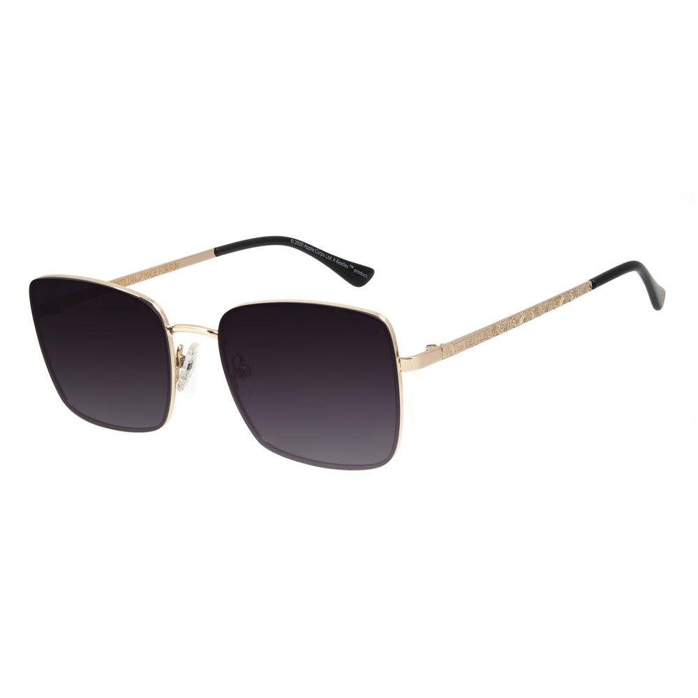 Óculos de Sol Feminino The Beatles Quadrado Dear Prudence Degradê OC.MT.2926-2021