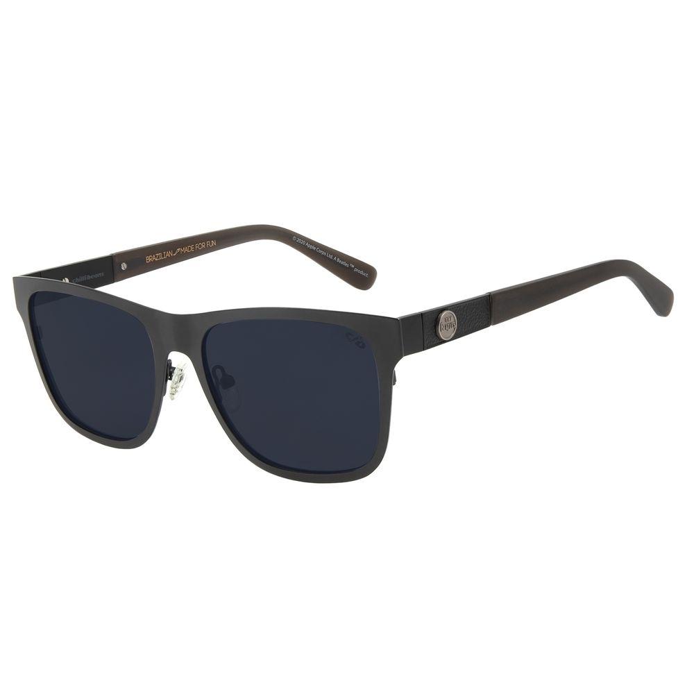 Óculos de Sol Unissex The Beatles Love me do Quadrado Fosco