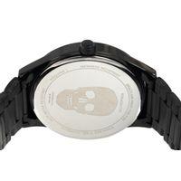 Relógio Analógico Feminino Alexandre Herchcovitch Metal Preto RE.MT.0986-0101.6