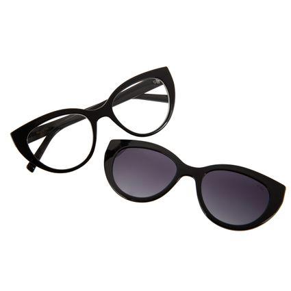 Armação Para Óculos de Grau Feminino Chilli Beans Multi Preto LV.MU.0228-2001