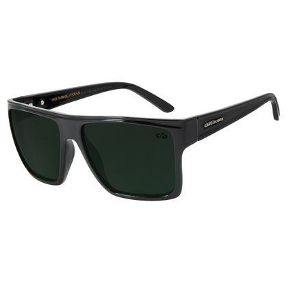 Óculos de Sol Unissex Chilli Beans Essential Quadrado Brilho OC.CL.1058-1530