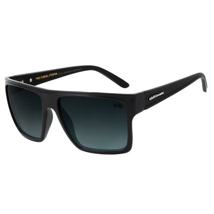 Óculos de Sol Unissex Chilli Beans Essential Quadrado Azul OC.CL.1058-8308