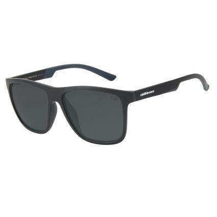 Óculos de Sol Masculino Chilli Beans New Sport Polarizado Preto OC.ES.1230-0101