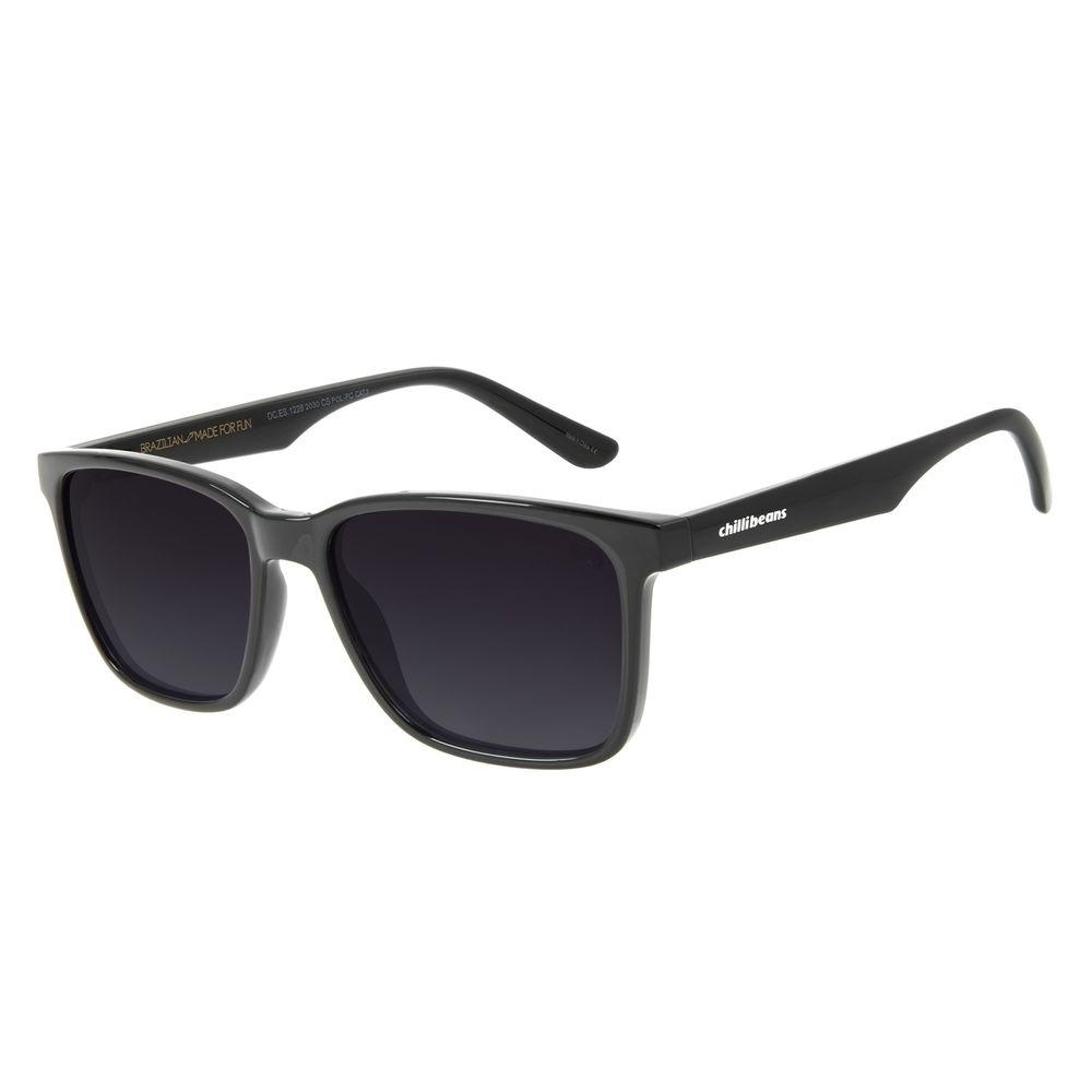 Óculos de Sol Masculino Chilli Beans New Sport Brilho OC.ES.1228-2030