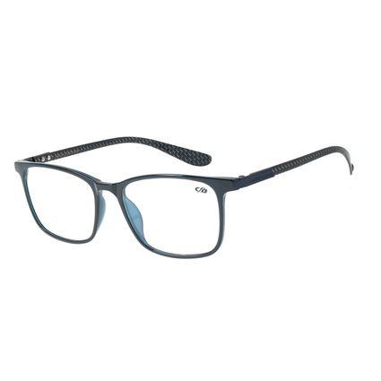 Armação para Óculos de Grau Masculino Chilli Beans Quadrado Azul LV.IJ.0161-0808