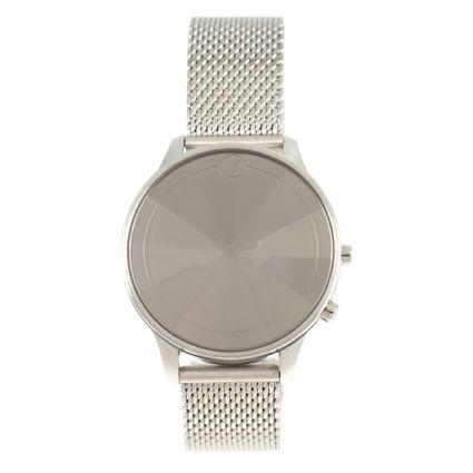 Relógio Digital Feminino Chilli Beans Diamante Prata RE.MT.1062-0707