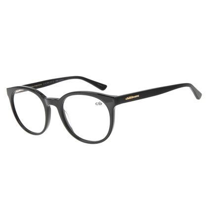 Armação Para Óculos de Grau Feminino Chilli Beans Classic Preto LV.AC.0548-0101