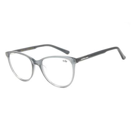 Armação Para Óculos de Grau Feminino Chilli Beans Gatinho Preto LV.AC.0604-0101