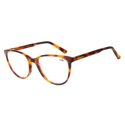 Armação Para Óculos de Grau Feminino Chilli Beans Gatinho Tartaruga LV.AC.0604-0606