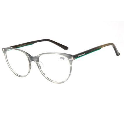 Armação Para Óculos de Grau Feminino Chilli Beans Gatinho Mesclado LV.AC.0604-6565