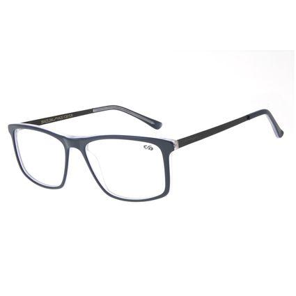Armação para Óculos de Grau Chilli Beans Masculino Quadrado Preto LV.AC.0644-0801