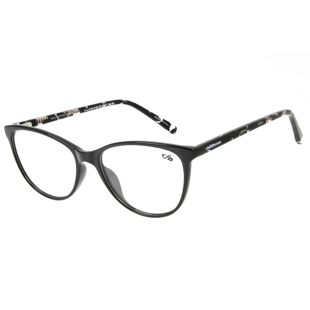 Armação para Óculos de Grau Chilli Beans Gatinho Mesclado LV.IJ.0144-0165