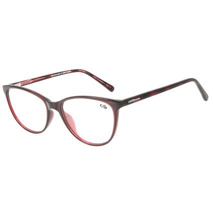 Armação para Óculos de Grau Chilli Beans Gatinho Marrom LV.IJ.0144-0202