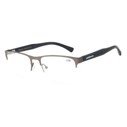Armação Para Óculos de Grau Masculino Chilli Beans Retangular Azul LV.MT.0360-2208