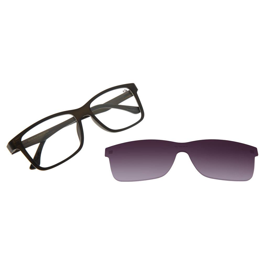 Armação Para Óculos de Grau Masculino Chilli Beans Multi Degradê Polarizado LV.MU.0443-2001