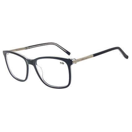 Armação Para Óculos de Grau Masculino Chilli Beans Quadrado Azul LV.AC.0597-0807