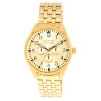 Relógio Analógico Masculino Chilli Beans Metal Dourado RE.MT.1038-2121