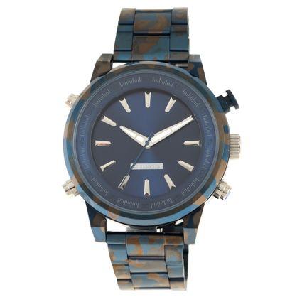 Relógio Analógico Masculino Chilli Beans Metal Azul RE.MT.1055-0808