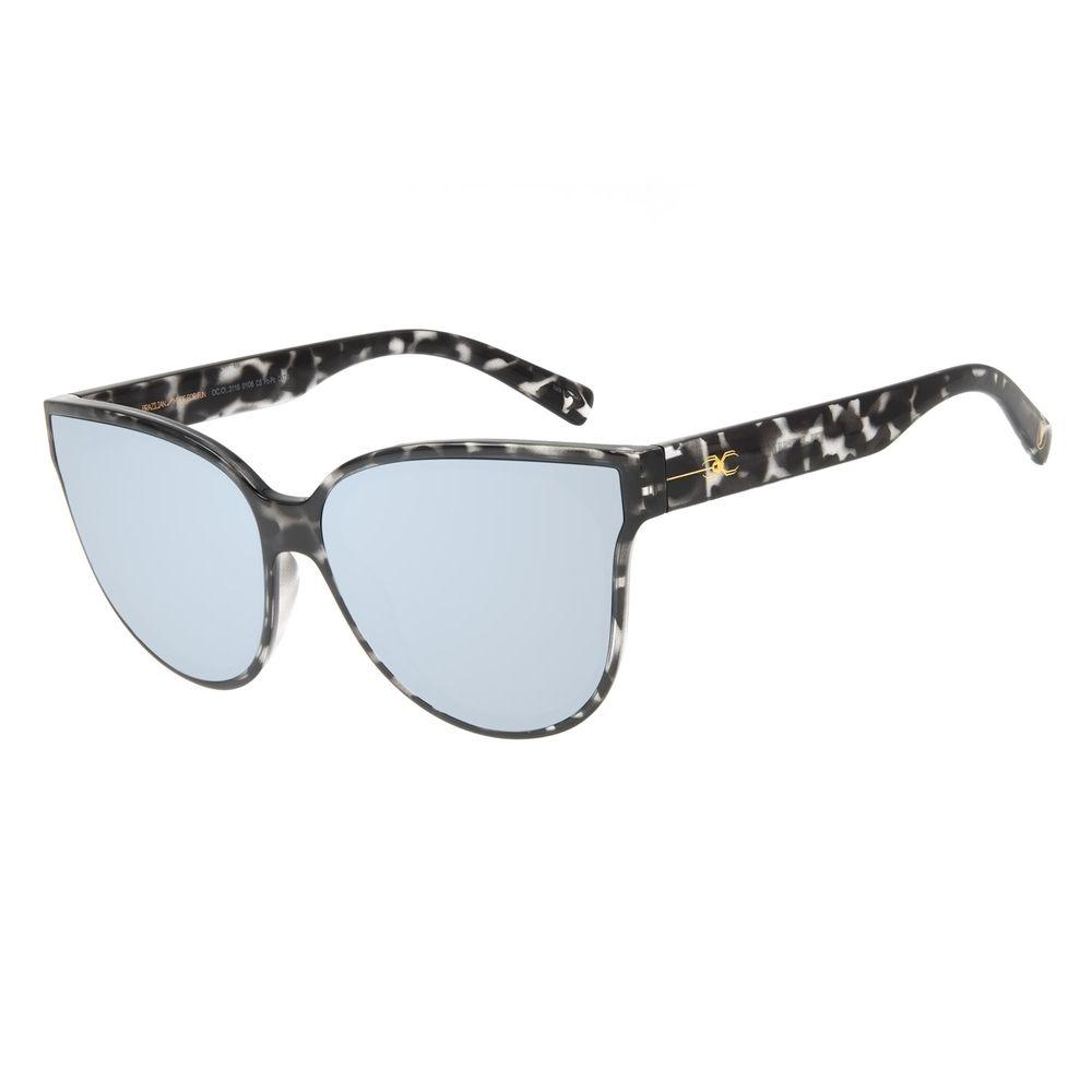 Óculos de Sol Feminino Marvel Viúva Negra Tartaruga OC.CL.3116-0106